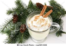 Are you hosting a holiday gathering this weekend? Consider using frozen pasteurized eggs for your homemade eggnog and skip the worry about salmonella at your party.